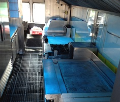 Sold 1999 Chevy Food Truck For Sale 18 Kitchen W Oven