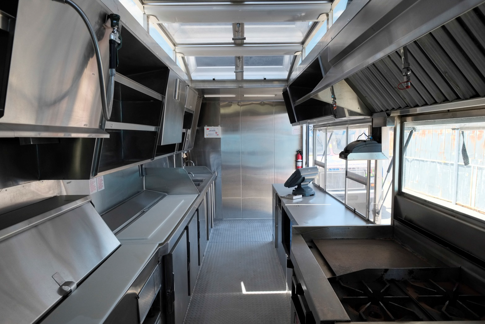 2013 Isuzu Food Truck Kitchen Food Trucks For Sale