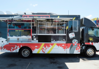Top of the line Food Truck