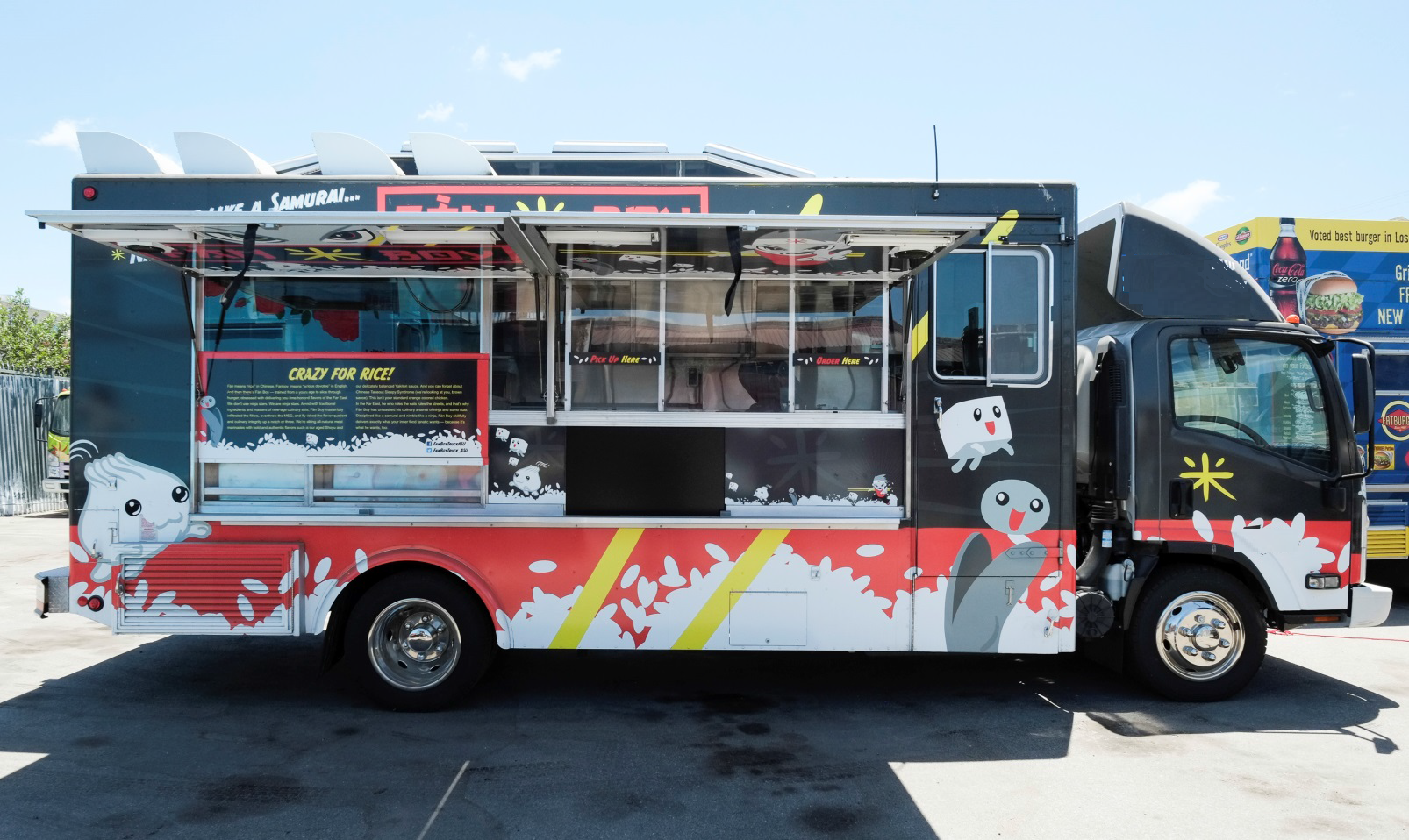 Top Of The Line Food Truck For Sale