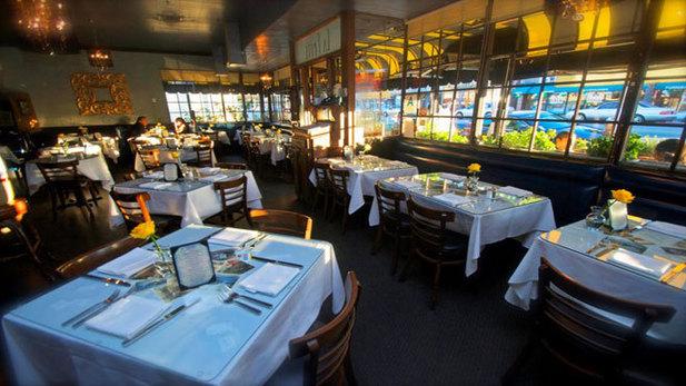 Restaurant interior food trucks for sale used