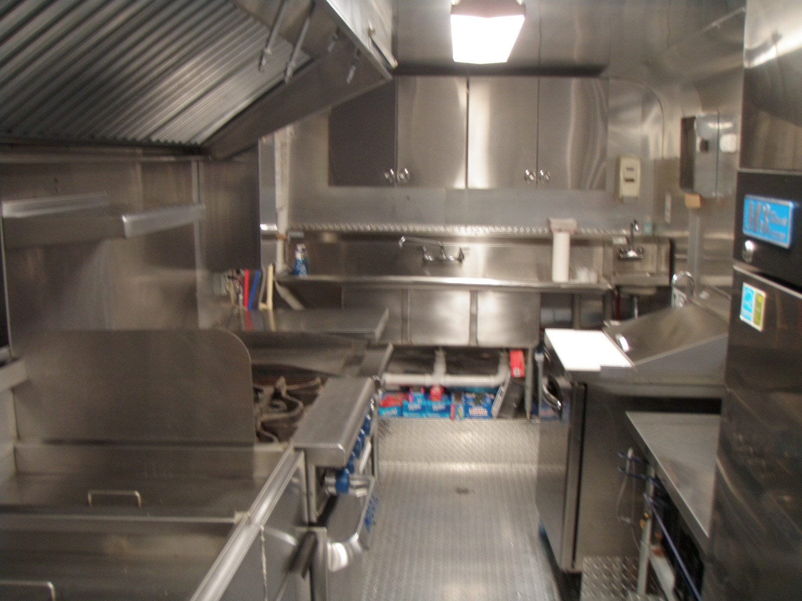 3 Compartment Sink Food Trucks For Sale Used Food Trucks