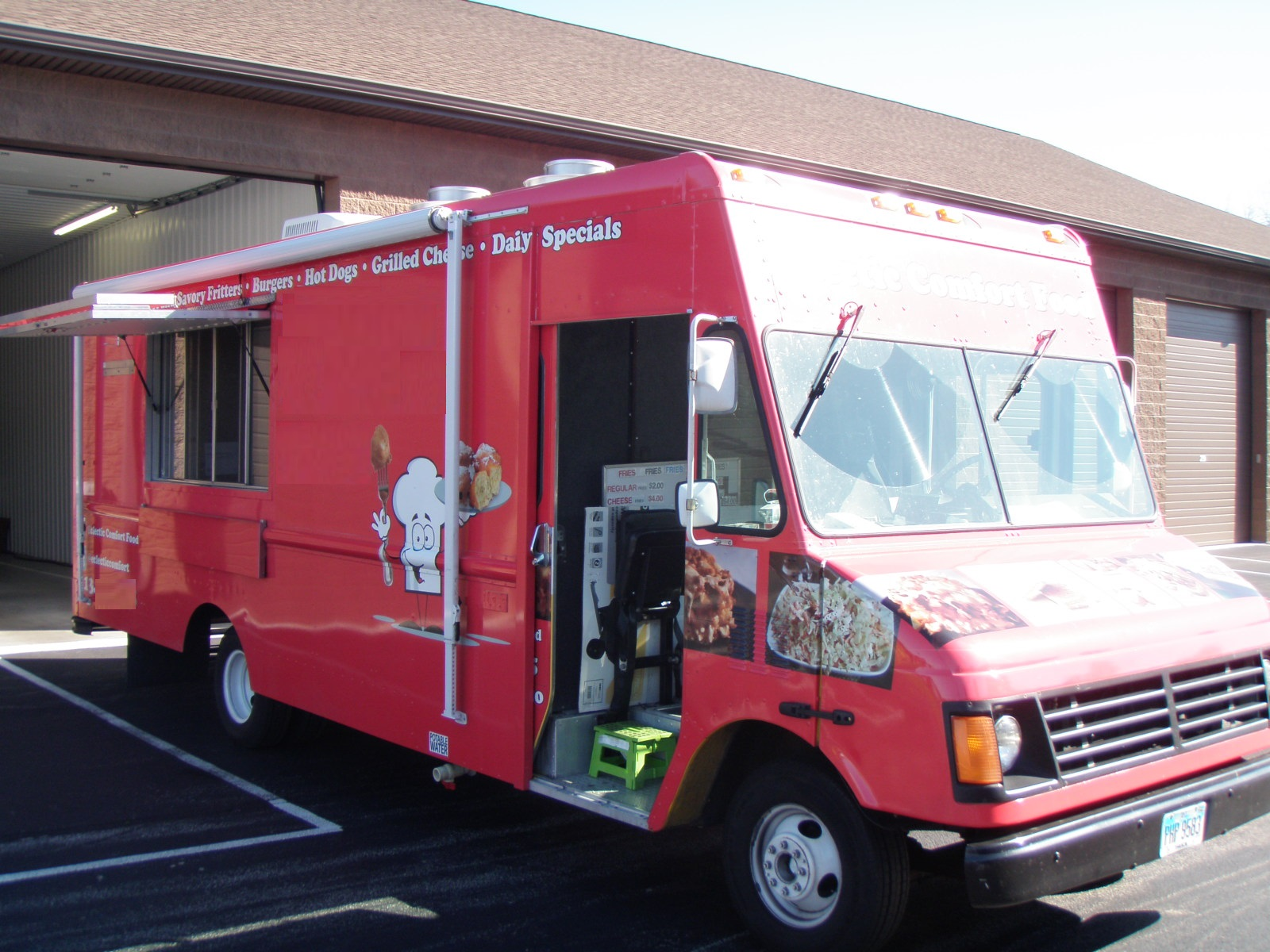 Used Trucks For Sale In Ky >> Ohio Food Truck For Sale!