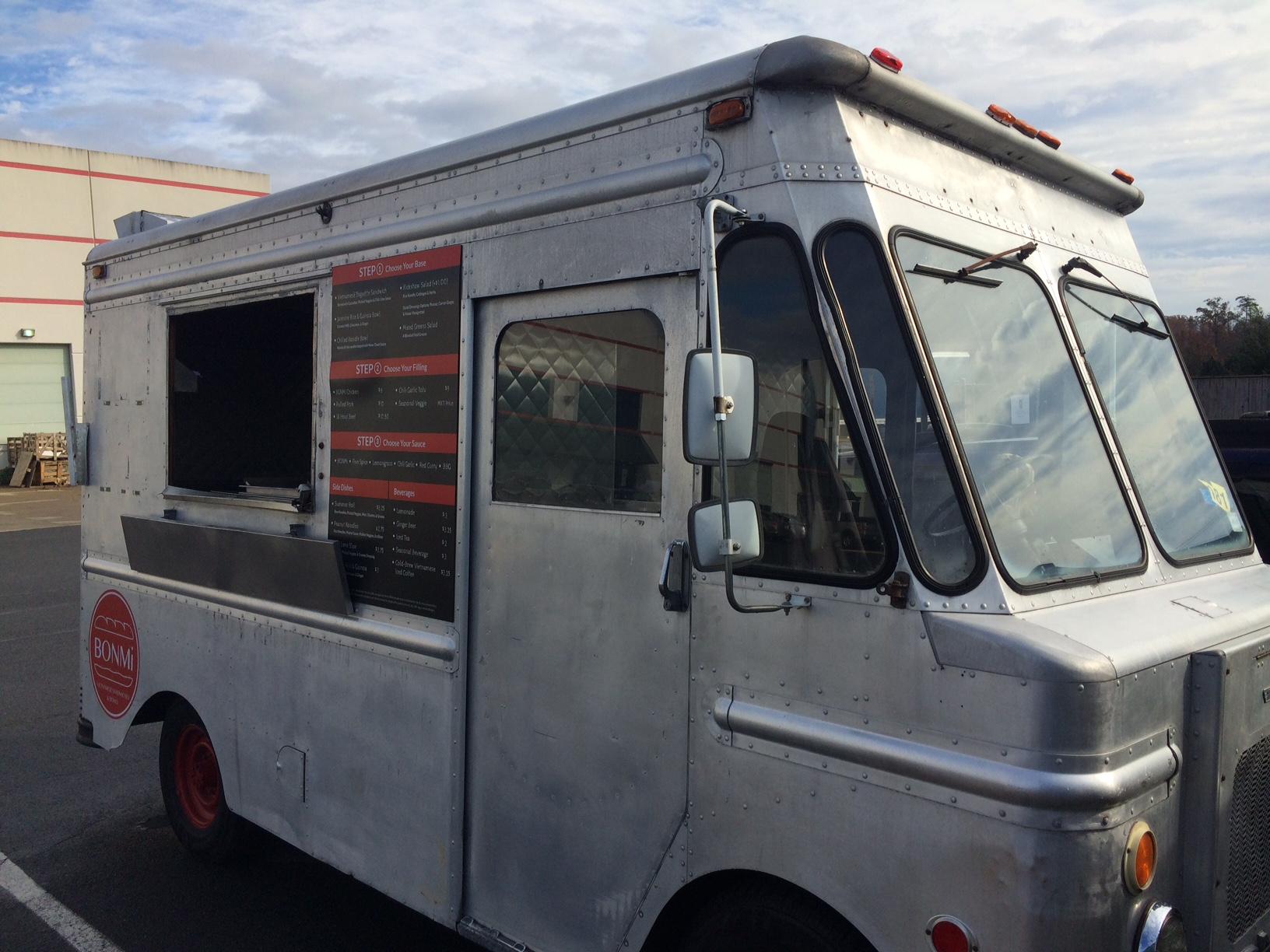 Vintage Food Truck For Sale!