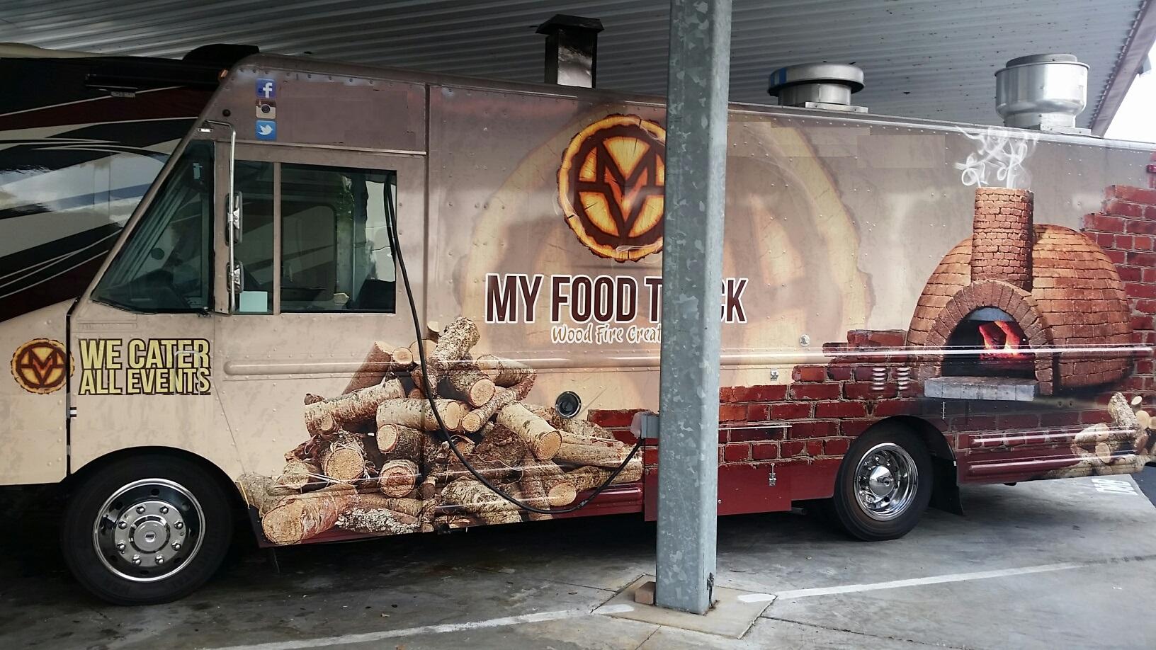 Brick Oven Food Trucks For Sale