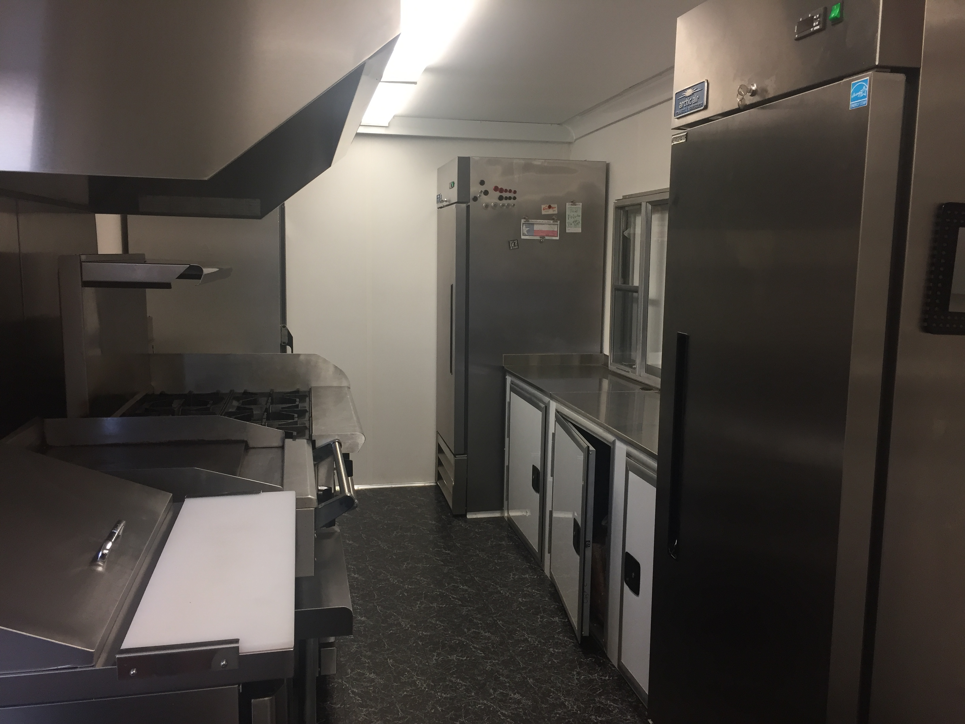 Commercial Kitchen Trailer For Sale
