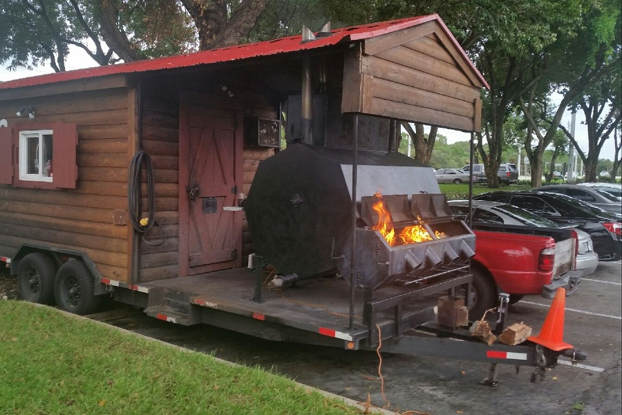 Florida Trailer Sale Bbq And Full Kitchen