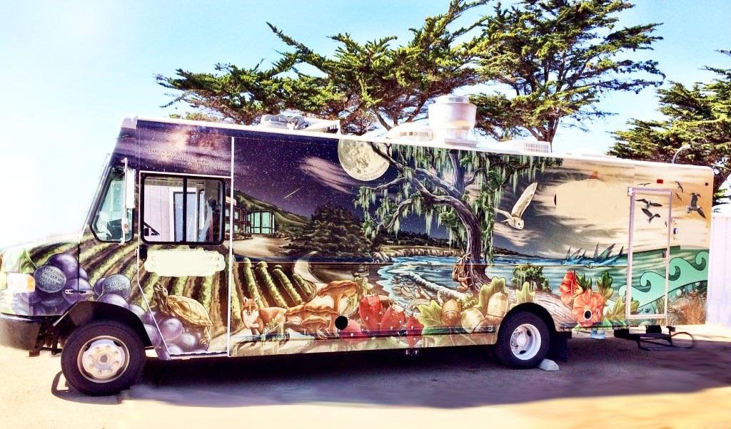 California Food Truck Specs
