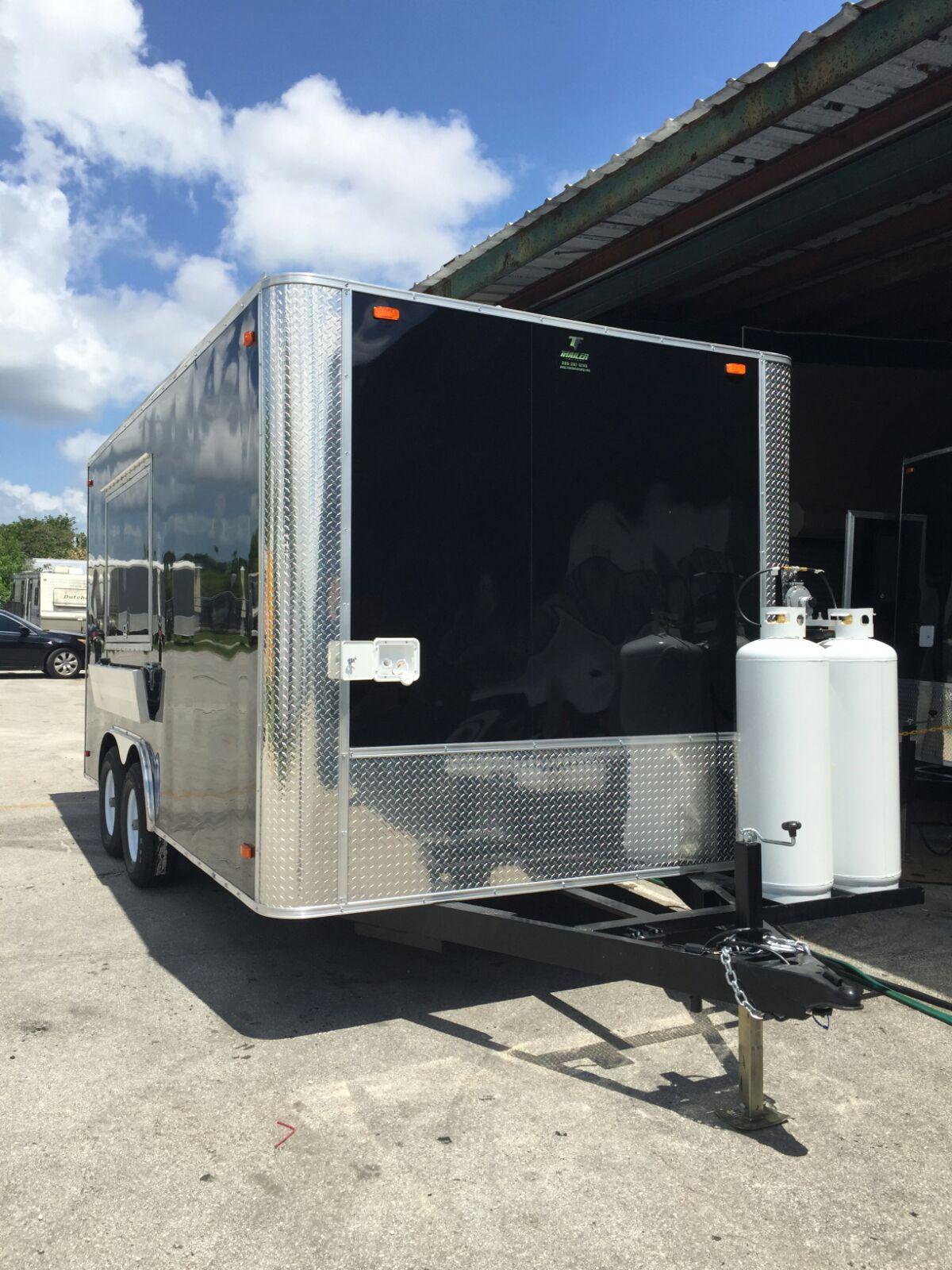 2016 Florida Custom Food Trailer 30 000 Food Trucks For
