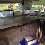 Waffle Truck Inside