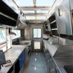 Top of the Line Food Truck Interior