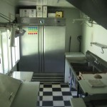Food Trailer Kitchen