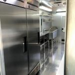 Custom Food Truck For Sale Kitchen