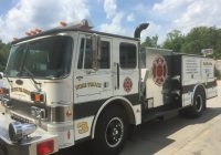 Fire Engine Pizza Truck