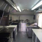 Food Truck Sale Interior