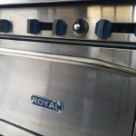 Food Truck Oven