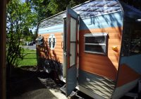 Exterior Oregon Trailer